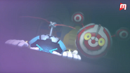 TargetBot dan rakannya takut
