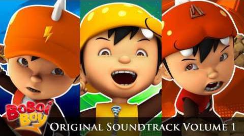BoBoiBoy OST 1