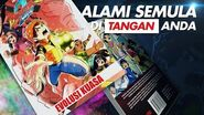 Komik BoBoiBoy Movie 2 Evolusi Kuasa ALAMI SEMULA DITANGAN ANDA!