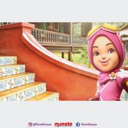 Yaya selfie in Malacca