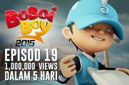 Episod 19 - 1,000,000 Views