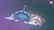 TargetBot dan rakannya sembunyi