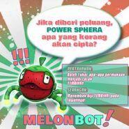 Maklumat MelonBot