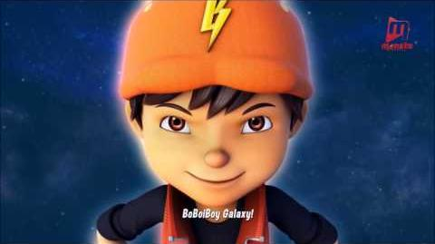 Boboiboy Galaxy Episode 4 Full