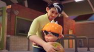 BoBoiBoy rindu ayah