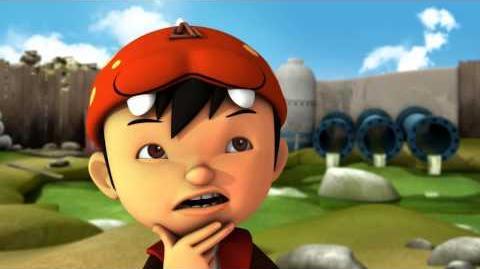 BoBoiBoy Season 1 Episode 3 Part 2