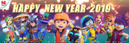 Happy New Year 2019! (full pic)