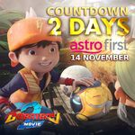 BBBM2 di Astro First 2 Days