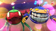 MelonBot dan GigiBot kagum kehebatan Kaizo