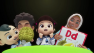 D for Durian