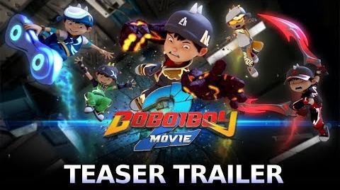 BoBoiBoy Movie 2™ Official Teaser Trailer