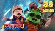 BoBoiBoy Galaxy - Pengembaraan Seram! Animasi Kanak-kanak (38 Minit)