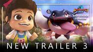 BoBoiBoy Movie 2 NEW OFFICIAL TRAILER 3 - Masih Berkuasa Di Pawagam!