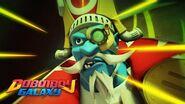 BoBoiBoy Galaxy - Kapten Separo Kembali! Animasi Kanak-kanak (36 Minit)
