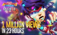 Episod 10 - 1 Million Views In 23 Hours