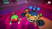 MelonBot dan GigiBot menggigil lagi