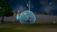 BoBoiBoy mengumpulkan elemen air