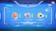ApiBot, BebelonBot, dan SimenBot di skrin