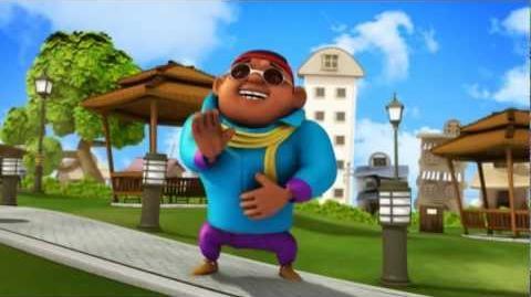 Gopal Menyanyi (HD)