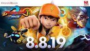 BoBoiBoy Movie 2™ Date Announcement