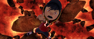 BoBoiBoy Blaze debut