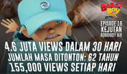 Perayaan Kejutan BoBoiBoy Air
