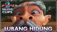"""BoBoiBoy Movie 2 DELETED CLIP Klip """"Lubang Hidung Tok Kasa"""""""