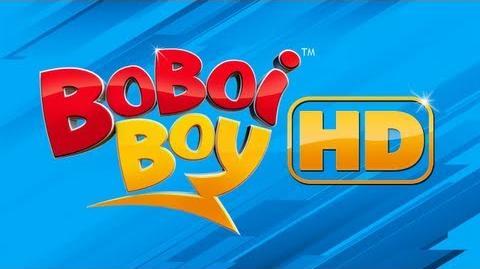 BoBoiBoy HD Season 1 Episode 1 Part 1
