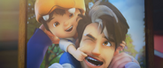 Amato dan baby BoBoiBoy