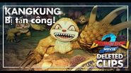 Kang Kong bị tấn công!