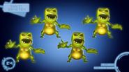 Multi-Monster kuasa empat