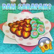 Dah Sarapan