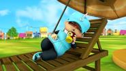 BoBoiBoy Air gemuk