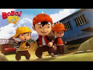 BoBoiBoy Opening Extended Version
