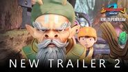 BoBoiBoy Movie 2 NEW OFFICIAL TRAILER 2 - In Cinemas Now!