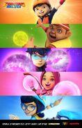 BoBoiBoy Galaxy Team