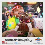 Happy Birthday Gopal!