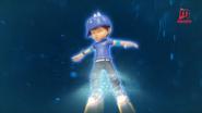 Transformasi BoBoiBoy Angin 8