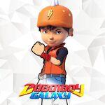BoBoiBoy 2D to 3D