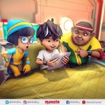 BoBoiBoy checking comments