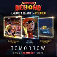 BoBoiBoy Beyond tomorrow