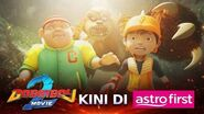 "BoBoiBoy Movie 2 - Klip ""Kang Kong!"" Kini Di Astro First, CH480"