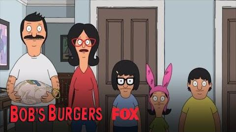 The Belchers Prepare For Thanksgiving With Teddy Season 8 Ep