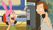 S4E18.04 Louise Talking to Mickey on the Phone