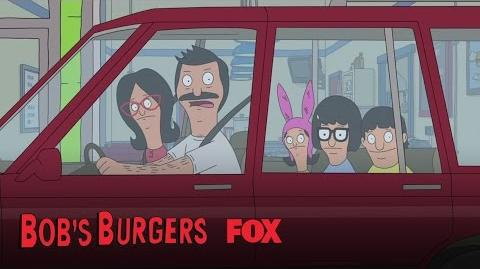 The Belchers Experience Car Problems On The Way To The Movies Season 3 Ep