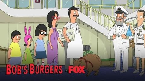 The Belchers Experience Life On The Cruise Ship Season 3 Ep