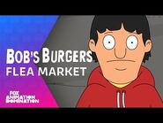 The Belchers Go To The Flea Market - Season 11 Ep