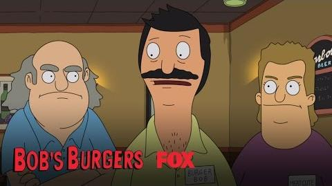 Bob Doesn't Fit In At The Burger Convention Season 4 Ep