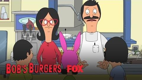 The Big Announcement Season 3 BOB'S BURGERS