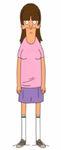 Bobs-Burgers-Wiki Gayle-in-highschool 02